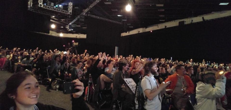 Jared fala sobre surpresa na Comic-Con 2015
